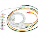 一本型心電誘導コード